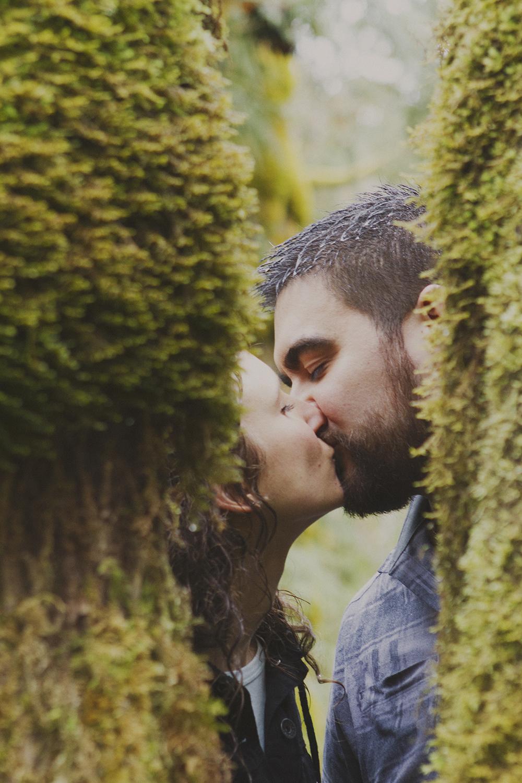 Vancouver Island Adventure Elopement Wedding Photographer