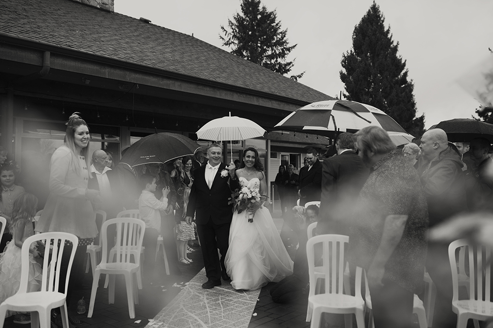Qualicum Beach Wedding Eaglecrest Golf Course