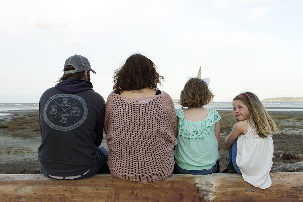Parksville Family Adventure Photoshoot