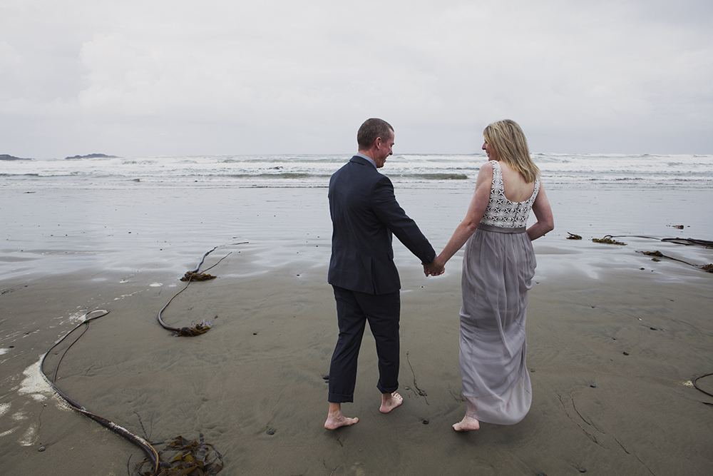 Ucluelet Elopement Wedding Photography