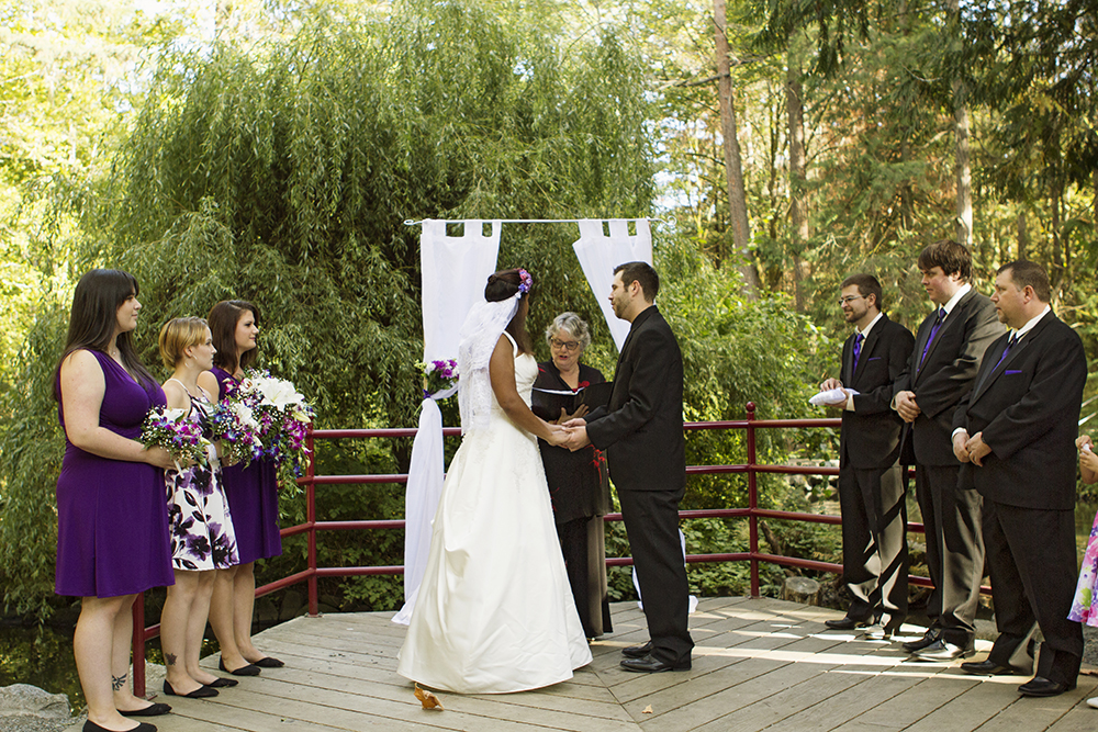 Parksville & Vancouver Island Wedding Photographer