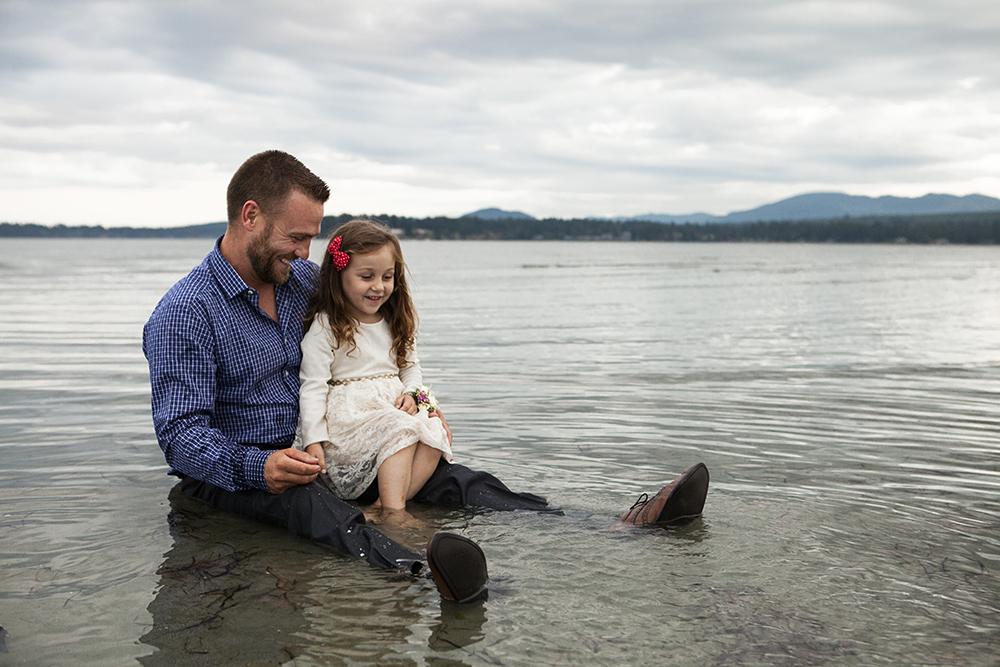 Vancouver Island Wedding Elopement Photographer