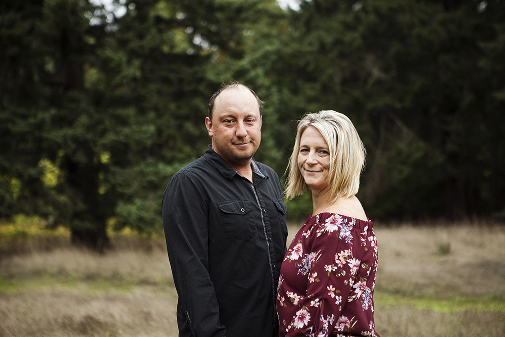 Parksville Wedding Photographer | Rathtrevor Beach Engagement Photos