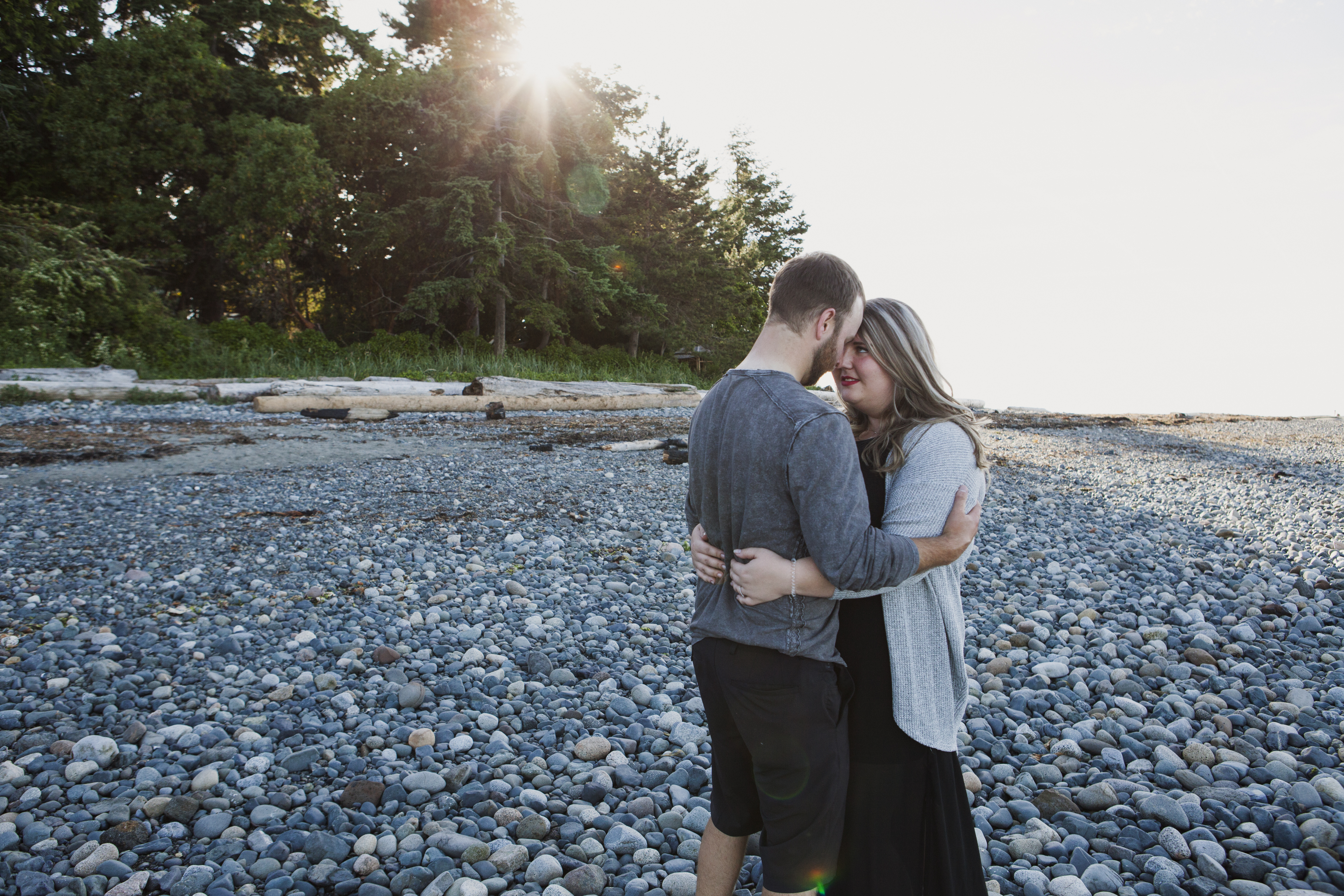 Parksville Wedding Photographer | Longwood Brewery Engagement Photos | Nanaimo Beaches and Pubs