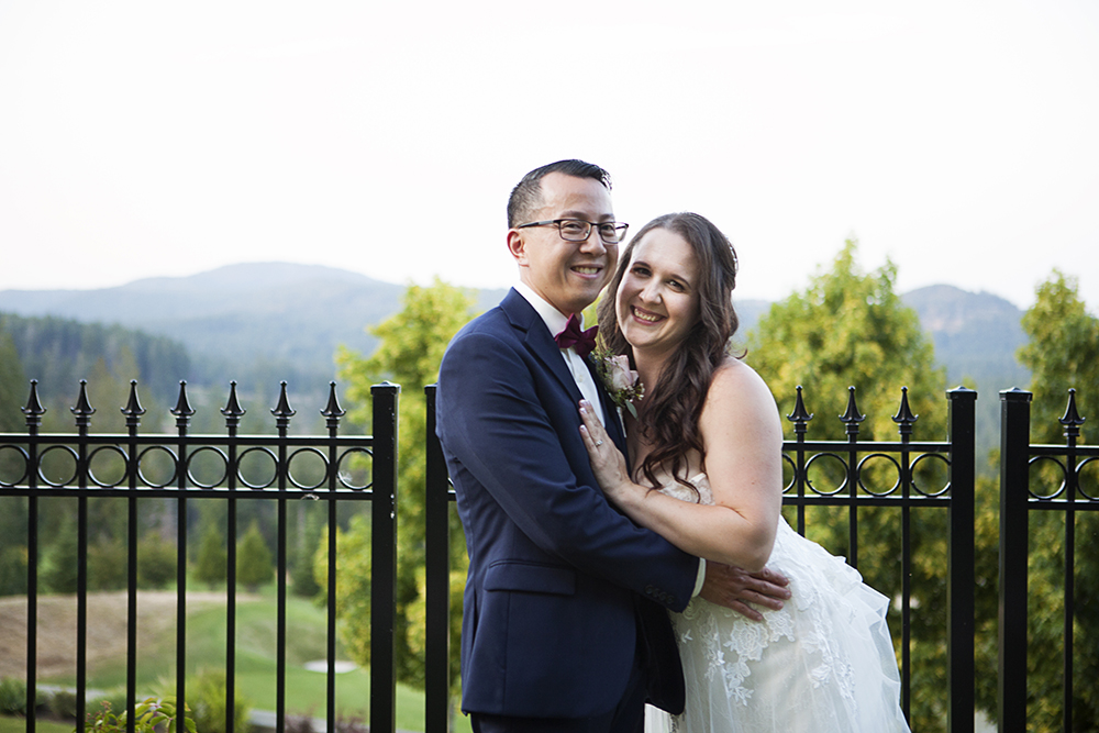 Bear Mountain Resort Wedding | Chinese Cultural Tradition Wedding Victoria