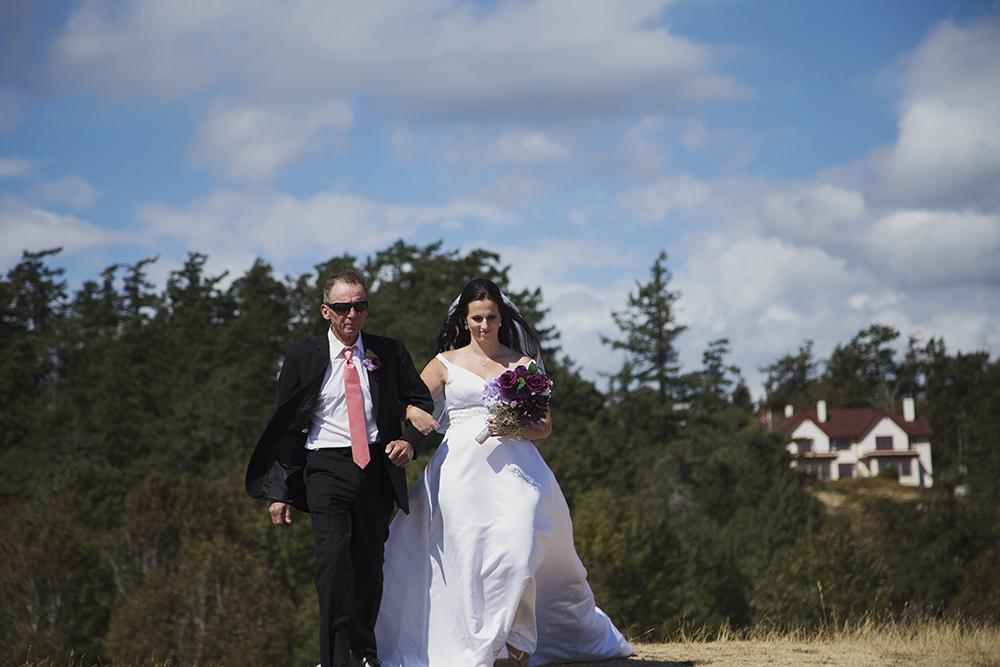 Fisgard Lighthouse National Historic Site Wedding