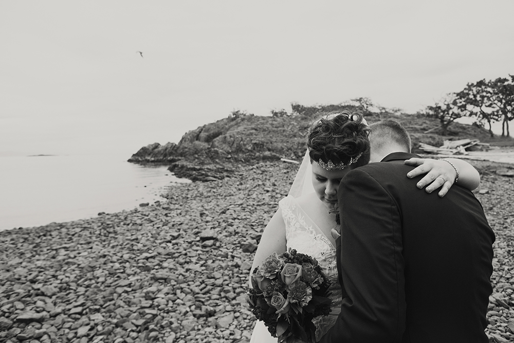 Kat & Matt's Beach Wedding at Pipers Lagoon Park~ Nanaimo Wedding Photography