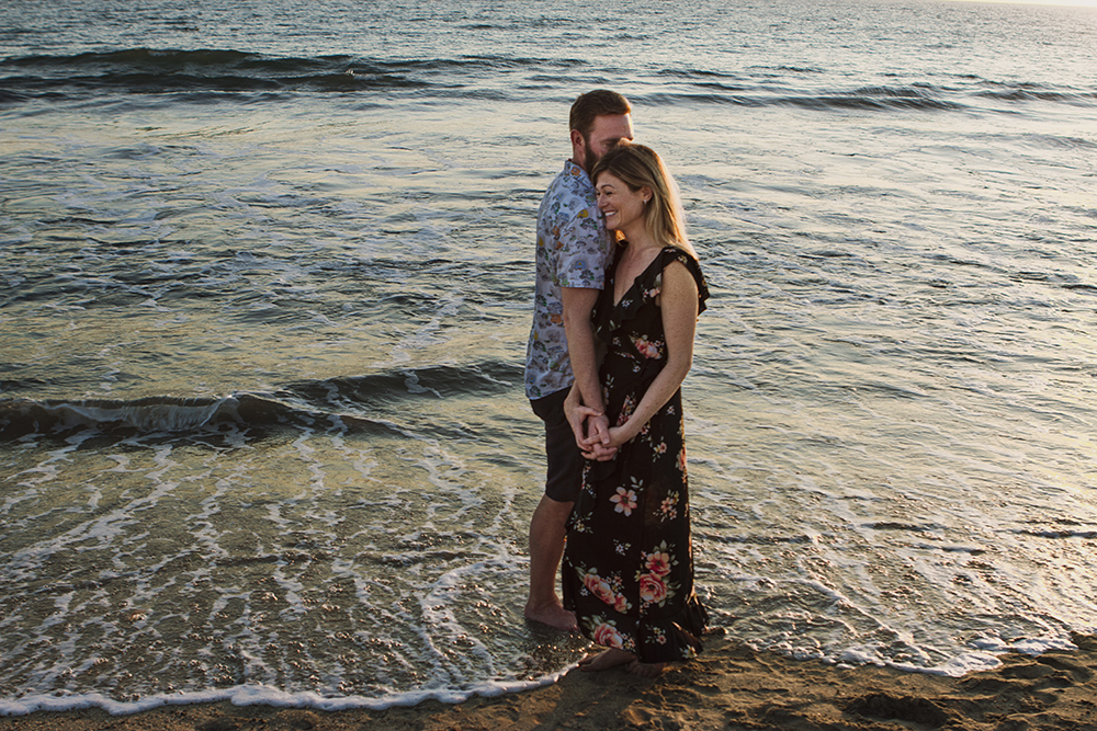 Kimberly & David's Romantic Sunset Portraits ~ Puerto Vallarta Destination Wedding Photography