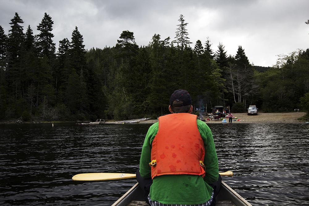 Vancouver Island North Road Trip Ideas   Atluck Lake Camping   Zeballos Things to Do   Zeballos Road Trip