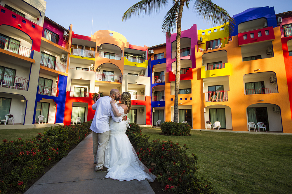 A Puerto Vallarta Destination Wedding ~ Marrying on the Leap Day!