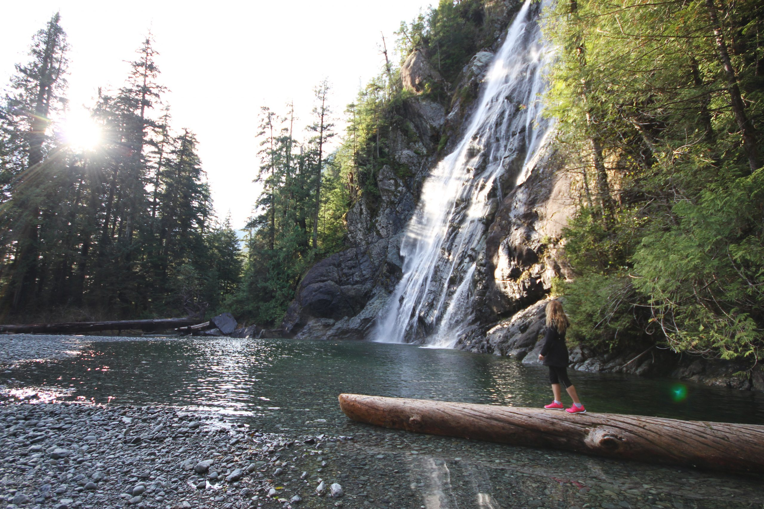 Tofino Elopement Photography | Tofino Elopement Locations | Virgin Falls