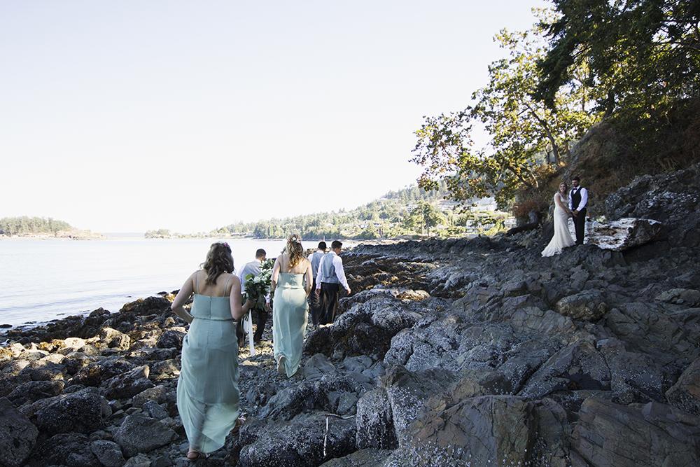 Vancouver Island Adventure Wedding Photographer