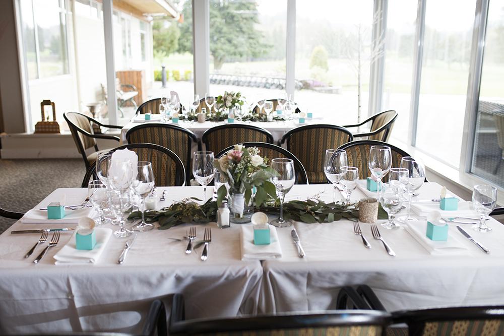 Qualicum Beach Wedding Eaglecrest Golf Course