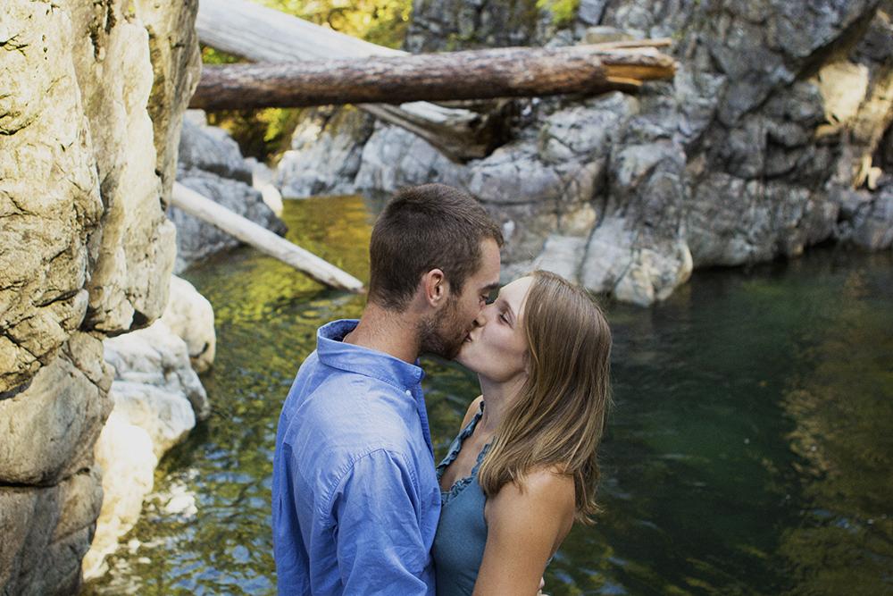Vancouver Island Adventurous Camping Wedding Photographer
