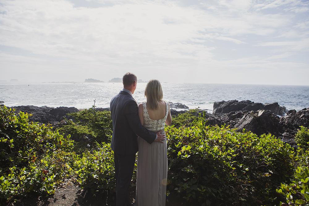 Ucluelet Elopement Wedding Photography