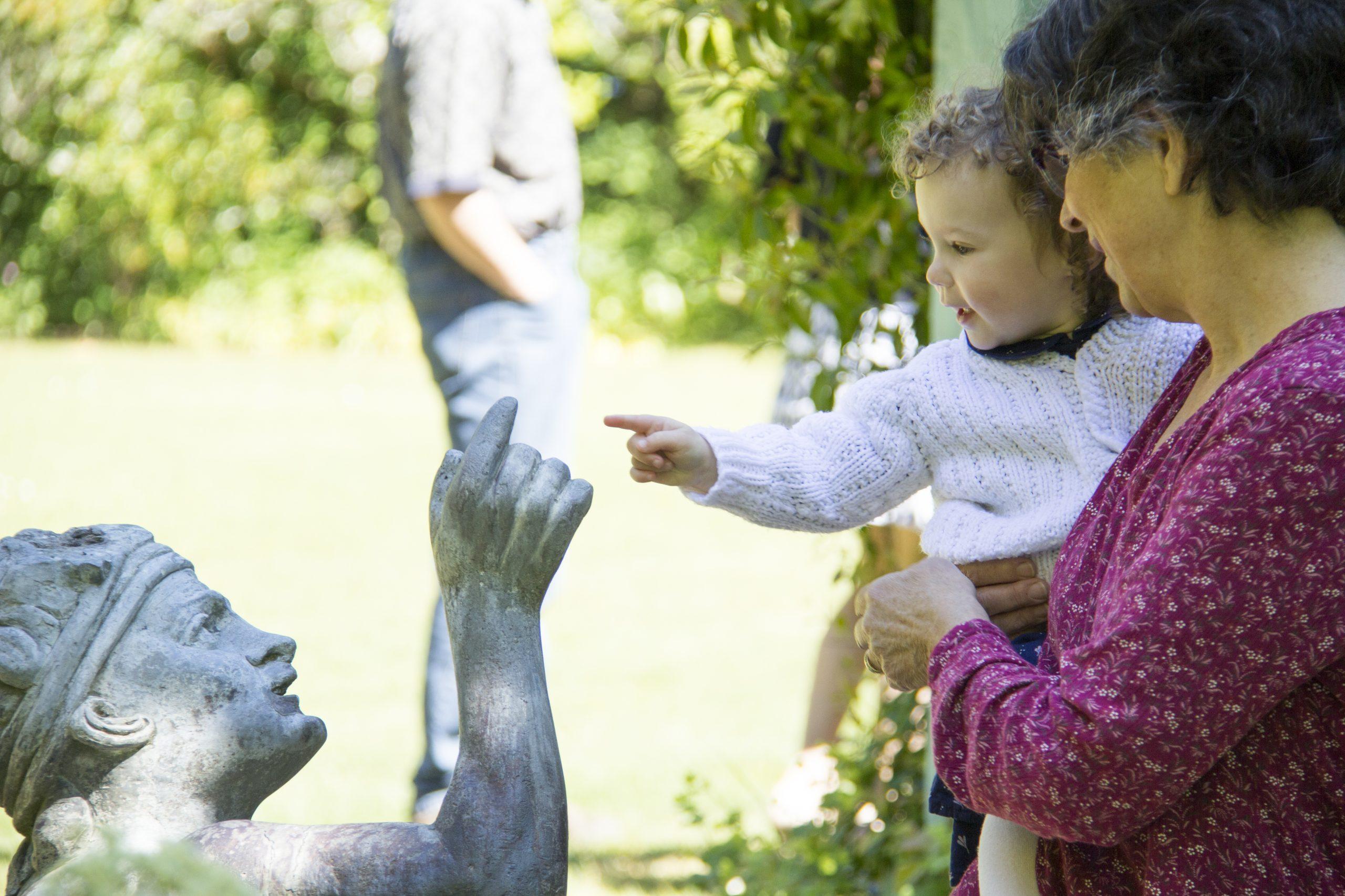 Parksville Family Photographer | Milner Gardens Family Photos