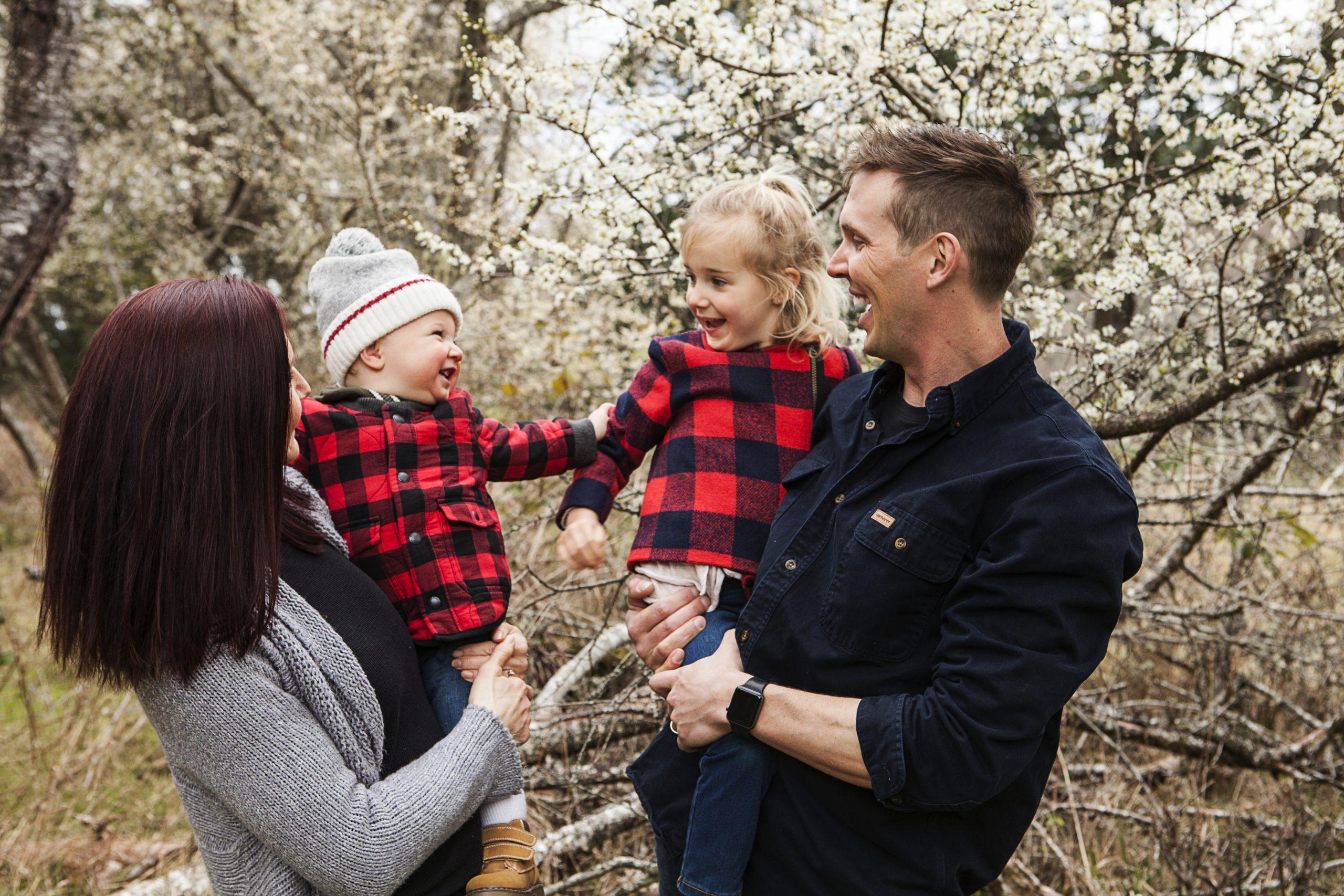 Parksville Family Photographer | Rathtrevor Beach Park Photos